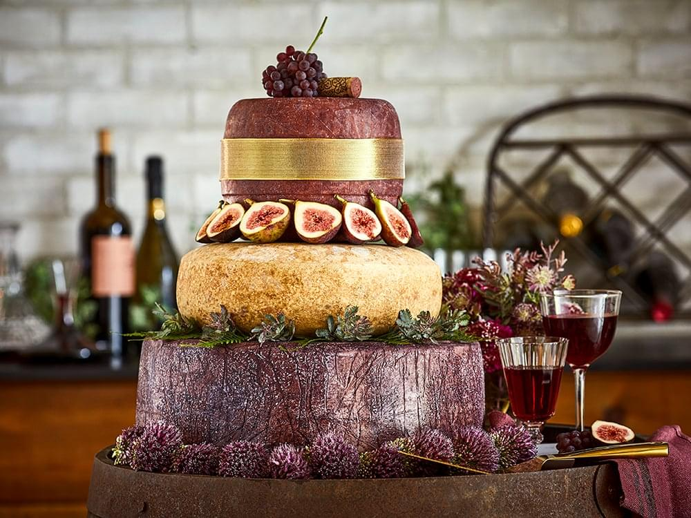 The Vineyard Cake.